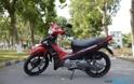 Thủ tục sang tên đổi chủ xe máy