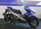 Xe máy Yamaha NVX - người thừa kế Yamaha Nouvo để đối đầu Honda Air Blade