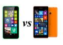 [Infographic] So sánh smartphone Lumia 535 và Lumia 630