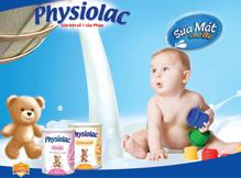 Bảng giá sữa bột Physiolac cập nhật tháng 3/2017