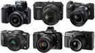 So sánh giá các loại máy ảnh Mirrorless chính hãng (tháng 10/2015)