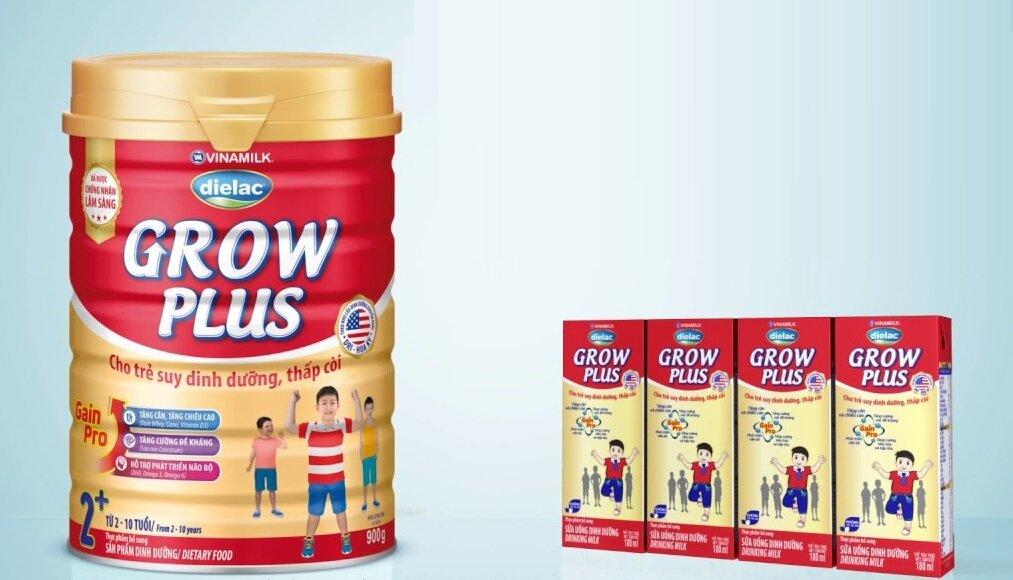Sữa bột Vinamilk Dielac Grow 2+