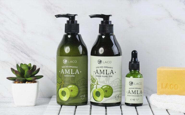 Hiệu quả sử dụng dầu gội Amla có tốt không?