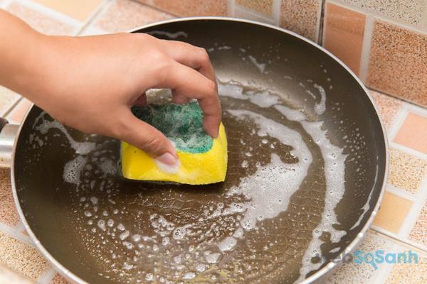 chảo chống dính giá rẻ, phụ kiện nấu nướng