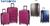 Những lí do nên chọn vali kéo nhựa Samsonite