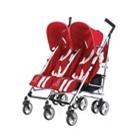 Xe đẩy trẻ em đôi Brevi B.Lexy Twin BRE779 (BRE-779) - màu 233/ 239