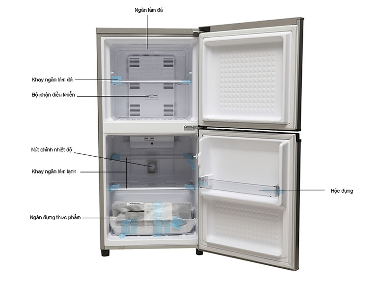 Hướng dẫn cách điều chỉnh nhiệt độ tủ lạnh Panasonic phù hợp nhất