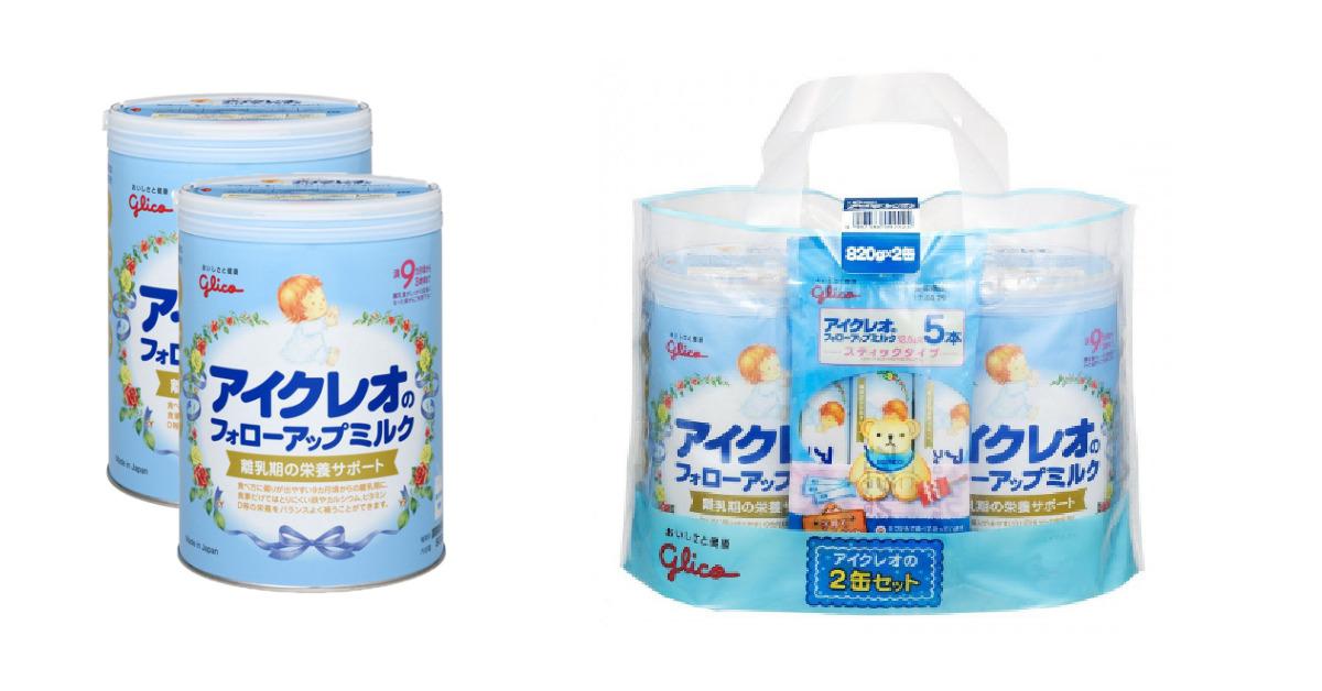 Cách pha sữa Glico số 9 thế nào cho đúng?