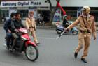 Mức phạt vi phạm giao thông mới nhất năm 2016 dành cho xe mô tô, gắn máy