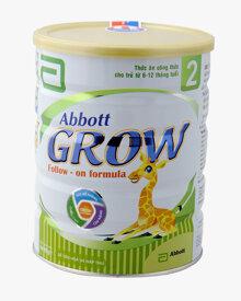 Abbott Grow 2 – Phát triển tốt thể chất và sức đề kháng