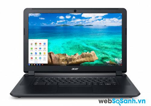 Acer phát hành Chromebook nhanh nhất với vi xử lý Core i5
