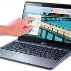 Acer ra mắt Chromebook C720P hỗ trợ cảm ứng giá…