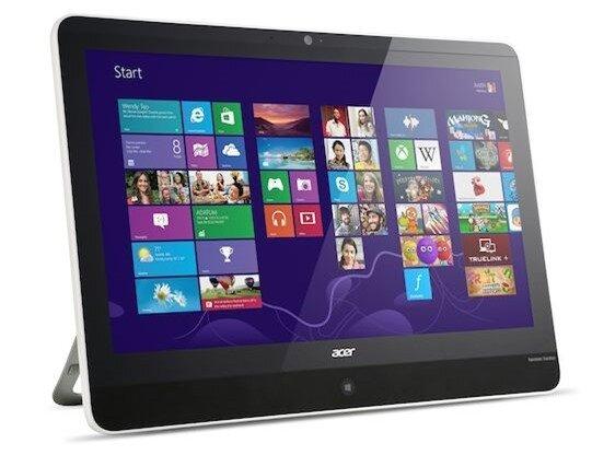 Acer ra mắt máy tính tất cả trong một Aspire Z3-600