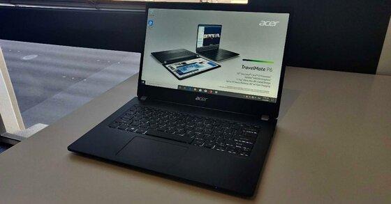 Acer TravelMate P6: Lựa chọn thay thế ThinkPad X1 Carbon với card đồ họa rời