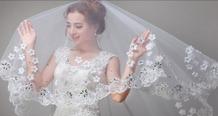 7 loại phụ kiện tóc cô dâu được yêu thích nhất hiện nay