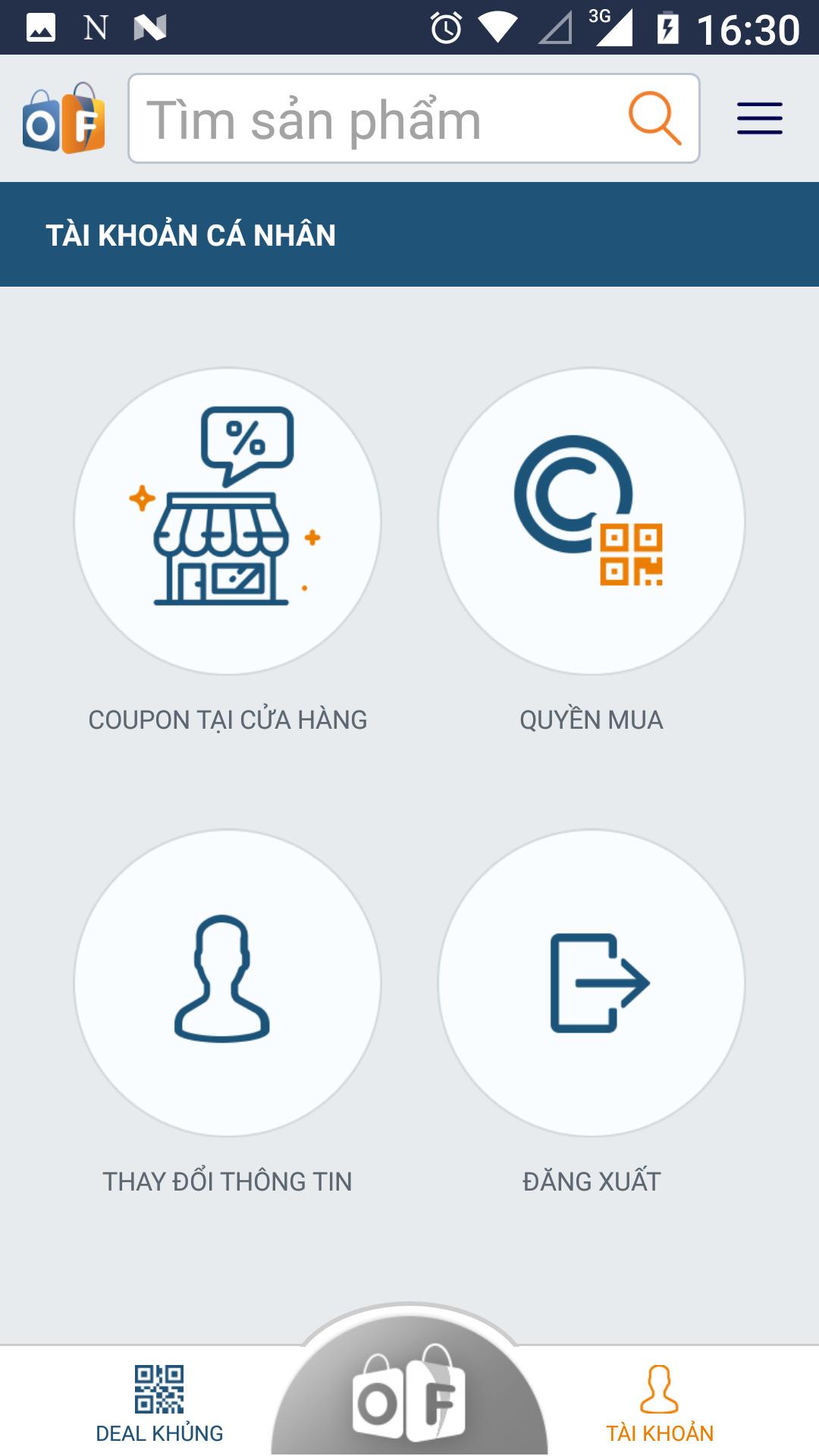 hướng dẫn sử dụng ứng dụng online friday 2017
