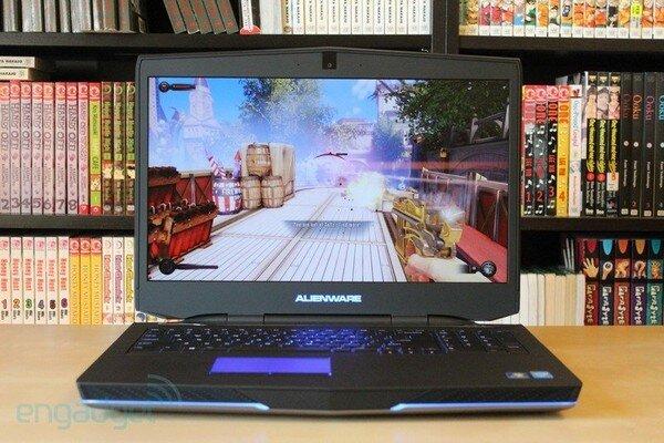 Alienware 17 (2014): Laptop chơi game đỉnh cao