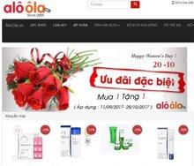 Aloola.vn – Giúp bạn dành tặng người phụ nữ của mình món quà ý nghĩa nhất