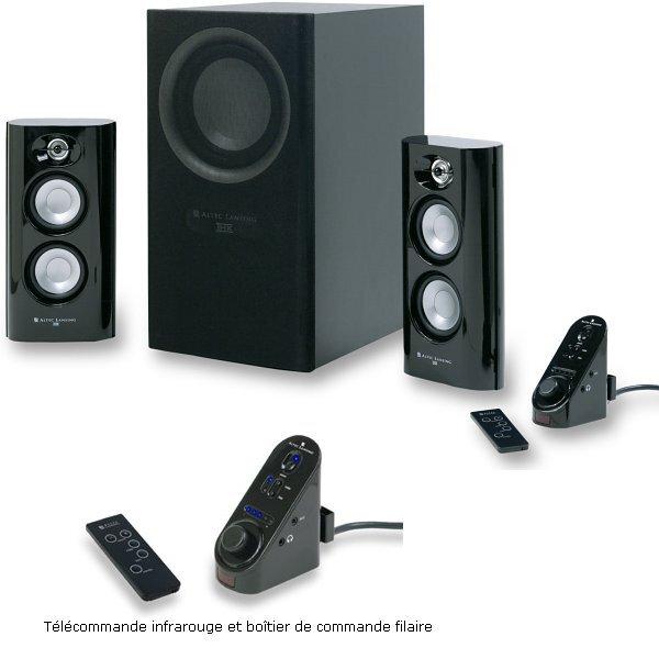 Altec Lansing MX 5021 – loa 2.1 cho người sành nghe