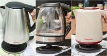 Ấm đun nước siêu tốc thương hiệu Philips giá bao nhiêu tiền