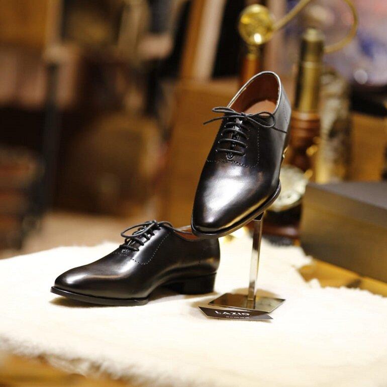 giày da nam đẹp buộc dây