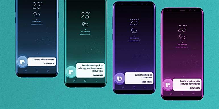 Trợ lý ảo Bixby Samsung