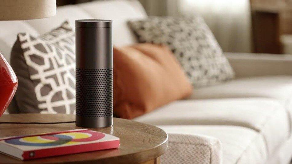 Amazon Echo có thể trở thành thiết bị nghe lén?