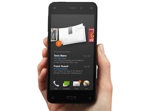 Amazon giới thiệu mẫu smartphone hiển thị 3D