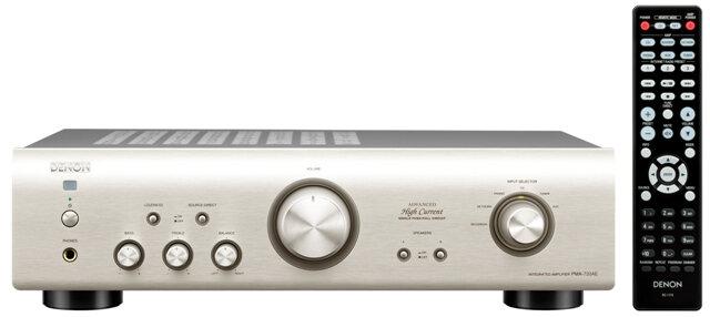 Amply (Amplifier) Denon PMA 720 AE – Thiết kế tinh tế, âm thanh tinh khiết