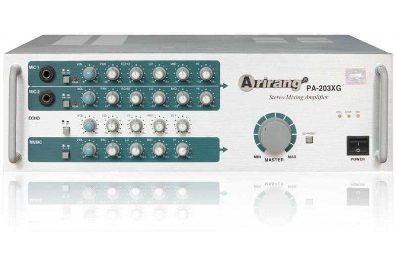 Amply Arirang PA203XG – Thỏa sức phô diễn giọng hát