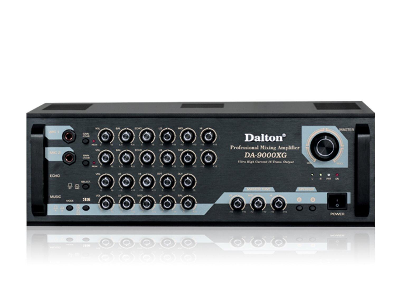 Amply Karaoke Dalton DA 9000XG – Khẳng định đẳng cấp mạnh mẽ