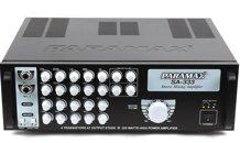 Amply Paramax SA-333 – Âm thanh sống động từng giây