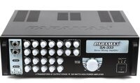 Amply Paramax SA-333 - Âm thanh sống động từng giây