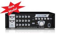 Amply Paramax SA-999HD - Âm thanh vang dội