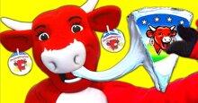 Ăn phô mai con bò cười đúng cách: Các mẹ đã biết chưa?