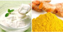 Ăn sữa chua với tinh bột nghệ có tác dụng gì ?