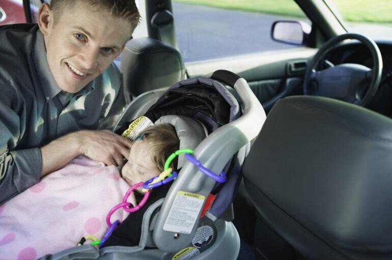 Chú ý thiết kế của ghế ngồi ô tô sao cho đảm bảo an toàn và thoải mái nhất