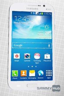 Ảnh thực tế đầu tiên của Galaxy Grand Neo màn hình 5 inch