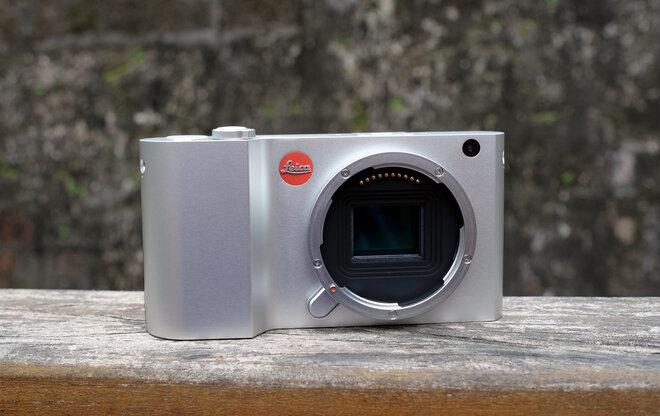 Ảnh thực tế Leica T tại Việt Nam