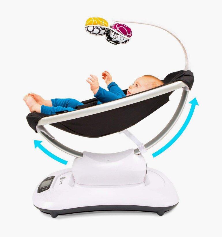 3 tác hại của ghế rung nhún cho bé mẹ nên biết