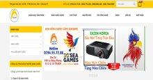 AOA Việt Nam – chuyên cung cấp máy chiếu chính hãng uy tín