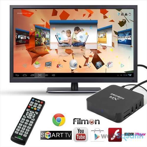 Android tivi box giúp biến tivi thường thành tivi thông minh
