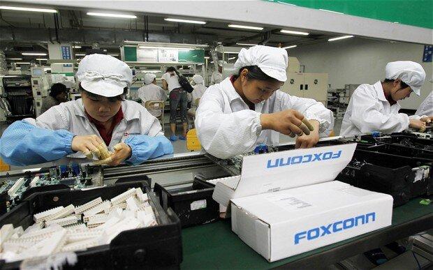 Apple chuyển nhà máy sản xuất iPhone sang Ấn Độ