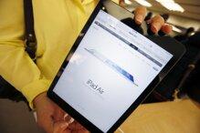 Apple đẩy mạnh sản xuất iPad bất chấp doanh số kém cỏi