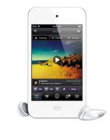 Apple iPod Touch Gen 4 : Âm nhạc, video và FaceTime (Phần 3)