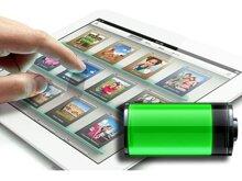 """Apple ký hợp đồng tuyệt mật chế tạo pin """"siêu trâu"""" cho iPad"""