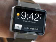 Apple lùi thời gian sản xuất đồng hồ iWatch đến tháng 11