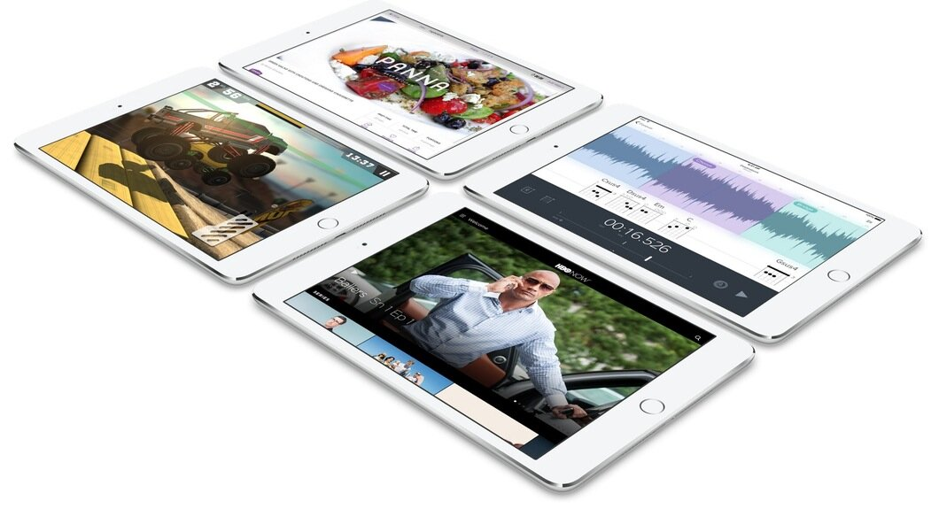 Apple mang đến cải tiến lớn nhất cho dòng sản phẩm iPad Mini 4