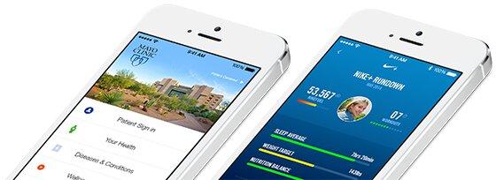 Apple phát triển ứng dụng theo dõi sức khỏe Healthkit lên tầm cao mới
