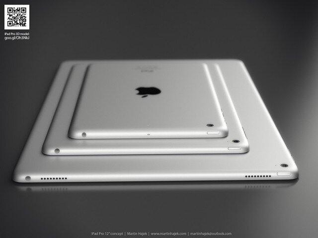 Apple sẽ cho ra mắt iPad màn hình lớn hỗ trợ USB 3.0 vào cuối năm 2015